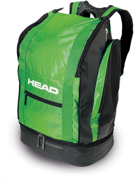 Head Tour 40 - Mochila natación - verde/negro
